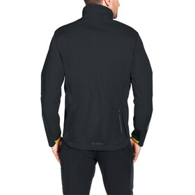 VAUDE Larrau Softshell Jacket Men phantom black